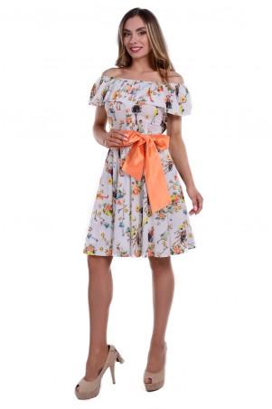 Modus: Платье «Сафо Принт Шифон Микро Масло» 6198 - главное фото