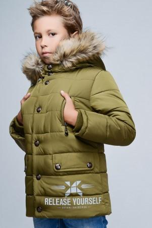 X-Woyz: Куртка для мальчика DT-8241 - главное фото