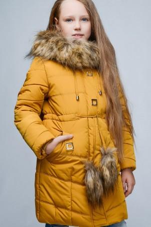 X-Woyz: Пальто детское DT-8245 - главное фото