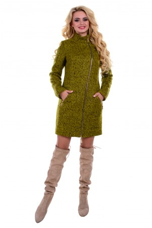 Modus: Пальто «Тиват Букле Кр» 6789 - главное фото
