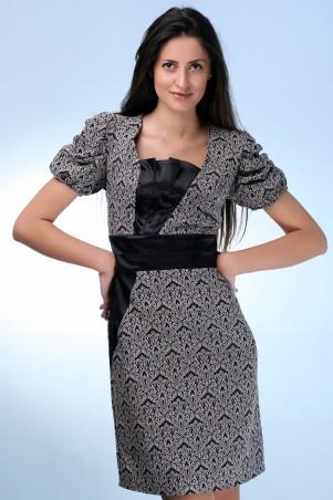 GHAZEL: Платье Ретро 11245 - главное фото