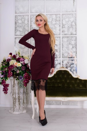 Modus: Платье «Альтера Ажур Джерси» 7098 - главное фото