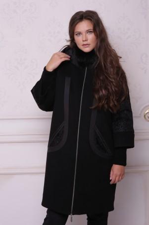 Riches: Удлиненное зимнее пальто 569 - главное фото