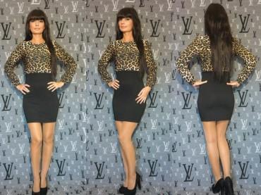 Velurs: Платье 211232 - главное фото