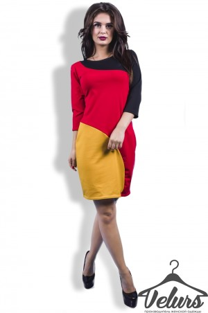 Velurs: Платье 21817 - главное фото