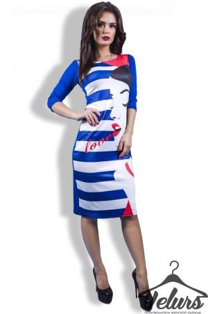 Velurs: Платье 21821 - главное фото
