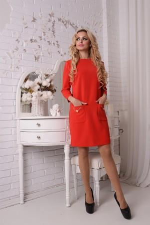 Modus: Платье «Миа Костюмка Креп» 7335 - главное фото