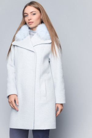 X-Woyz: Зимнее пальто PL-8698 - главное фото