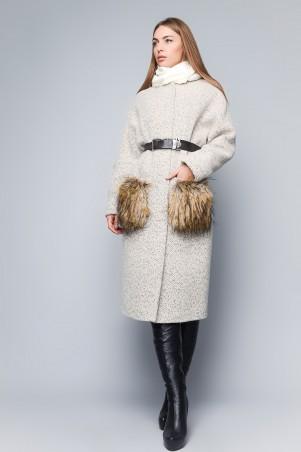 X-Woyz: Зимнее пальто PL-8697 - главное фото