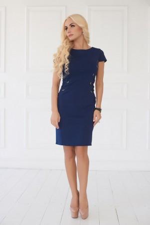 Lux Look: Платье Versace Синий Платье Versace 137 - главное фото