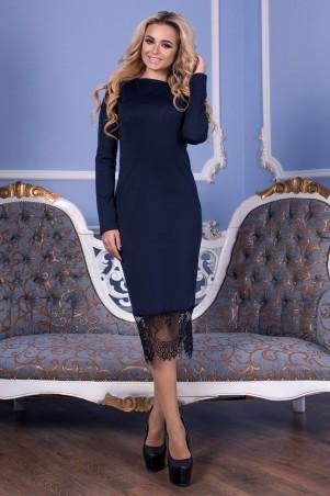 Modus: Платье»Сейми Ажур Джерси» 7121 - главное фото