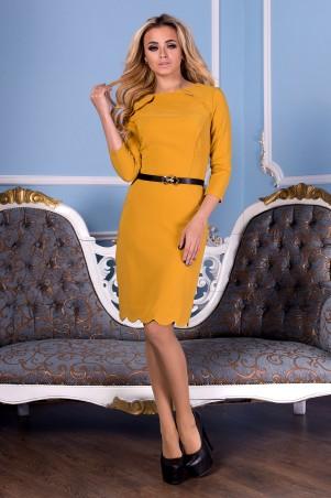 Modus: Платье «Кота Костюмка Креп» 7303 - главное фото