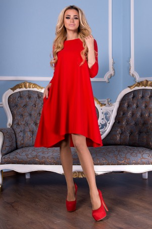 Modus: Платье «Бирсен 3/4 Костюмка Креп» 7804 - главное фото