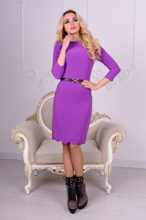 Modus: Платье «Кота Костюмка Креп» 7308 - главное фото