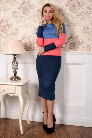 Modus: Платье «Альфа Макси Джерси» 8013 - главное фото