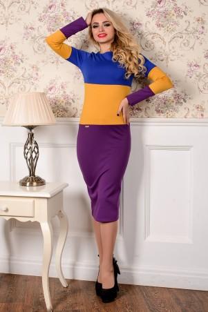 Modus: Платье «Альфа Макси Джерси» 8014 - главное фото