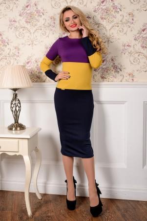 Modus: Платье «Альфа Макси Джерси» 8017 - главное фото