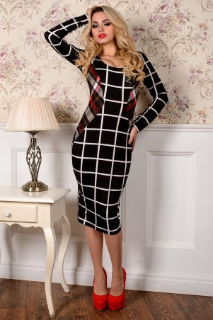 Modus: Платье «Альтера Принт Француз» 8070 - главное фото