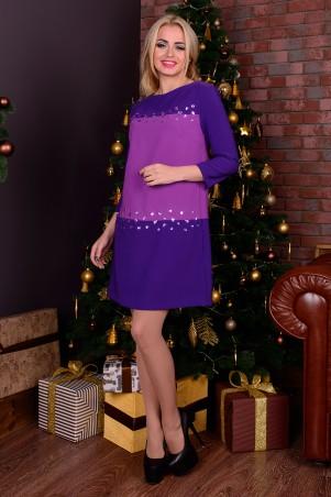 Modus: Платье «Есми 3/4 Костюмка Креп» 8119 - главное фото