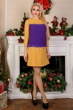 Modus: Платье «Есми 3/4 Костюмка Креп» 8121 - главное фото