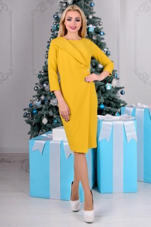 Modus: Платье «Филадельфия 3/4  Костюмка Креп» 8123 - главное фото