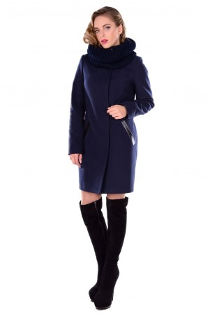Modus: Пальто «Фортуна Лайт Элит   Зима Хомут» 8067 - главное фото