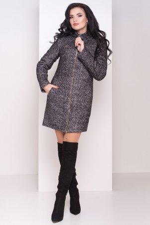 Modus: Пальто «Сан-Ремо Лайт Букле Крупное Хомут Зима» 8300 - главное фото