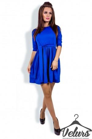 Velurs: Платье с поясом 211219 - главное фото