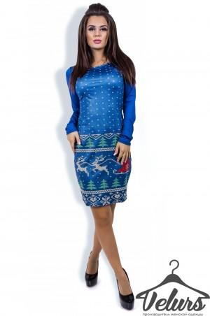 Velurs: Платье 21828 - главное фото