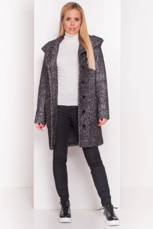 Modus: Пальто «Делфи Букле Крупное Зима» 7518 - главное фото