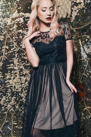 Carica: Платье Carica KP-5855 - главное фото