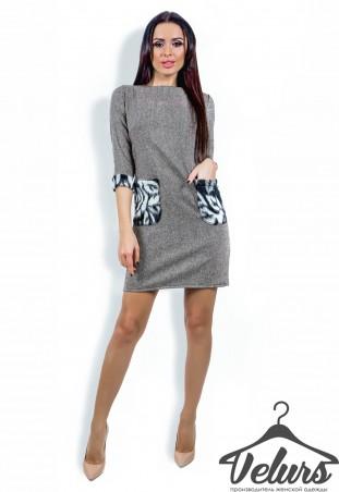 Velurs: Платье 21834 - главное фото