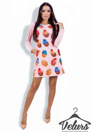 Velurs: Платье 21852 - главное фото
