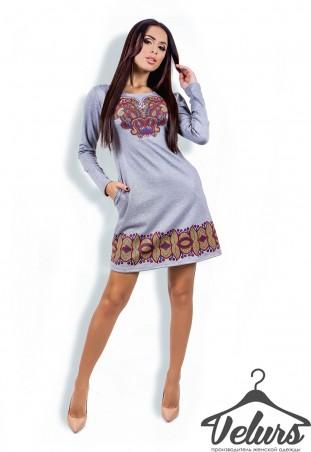 Velurs: Платье 21853 - главное фото