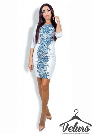 Velurs: Платье 21832 - главное фото