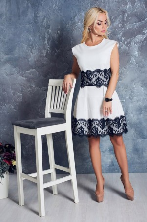 Lux Look: Платье   542 Кружево на поясе - главное фото