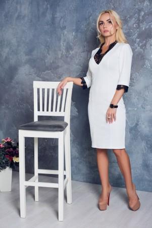 Lux Look: Платье   543 Декольте с кружевом - главное фото