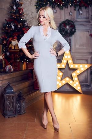 Lux Look: Платье   555 Декольте с кружевом - главное фото