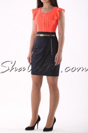 ShaArm: Платье Офисное 9814 9814 - главное фото