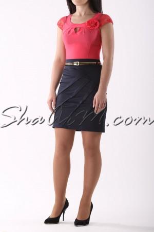 ShaArm: Платье Офисное 9817 9817 - главное фото