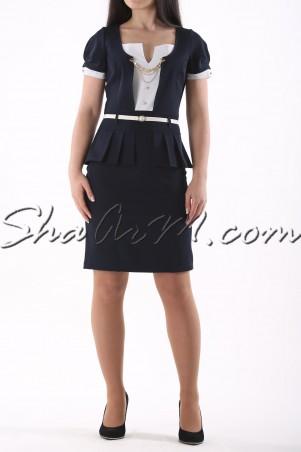 ShaArm: Платье Офисное 9549 - главное фото