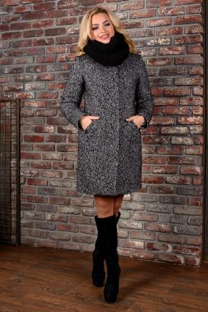 Modus: Пальто «Сплит Шерсть Зима Хомут» 8376 - главное фото