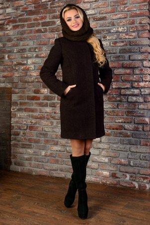 Modus: Пальто «Сплит Шерсть Зима Хомут» 8377 - главное фото