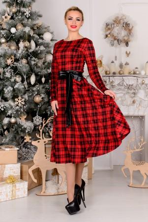 Modus: Платье «Карен Лайт Принт Француз» 8627 - главное фото