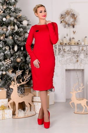 Modus: Платье «Твист Джерси» 8435 - главное фото