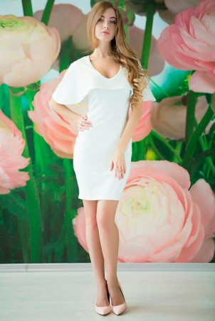 Lux Look: Платье с Отворотом 155 - главное фото