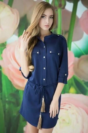 Lux Look: Платье Рубашка-Кнопка 205 - главное фото