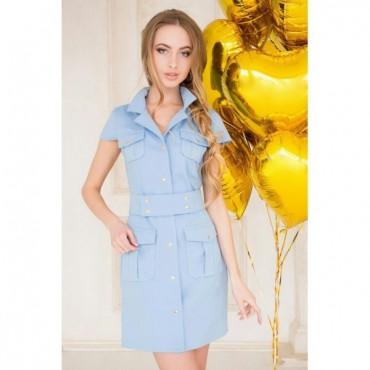 Lux Look: Платье Кнопка 184 - главное фото