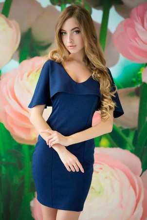 Lux Look: Платье с Отворотом 153 - главное фото