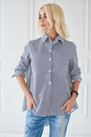 Lux Look: Рубашка с Открытой Спиной 242 - главное фото